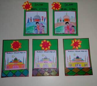 Tadika Sri Selatan Celebration Activities